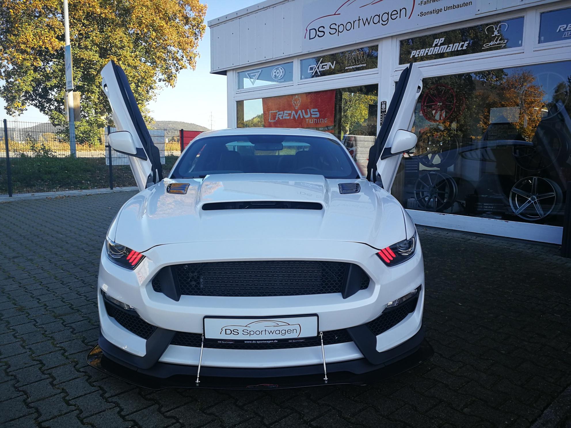 DS-Sportwagen –  Ihr Ford Mustang Spezialist!